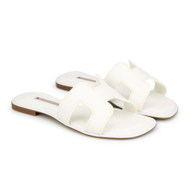 Rasteira-Mini-Relax-Branco