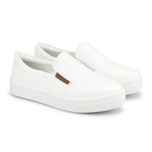 Tenis--Slipper-Napa-Naturale-Branco