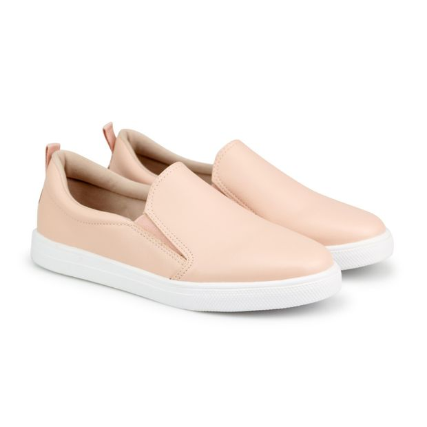 Tenis-Slipper-Napa-Pele-Nude-Shine--Basic
