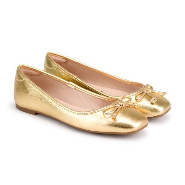 Sapatilha-Napa-Floater-Metalizado-Ouro-com-Laco