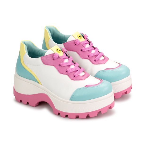 Tenis-Chunky-Napa-Naturale-Branco-Candy-Color-Azaleia
