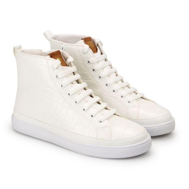 Tenis-Sneaker-Croco-Branco