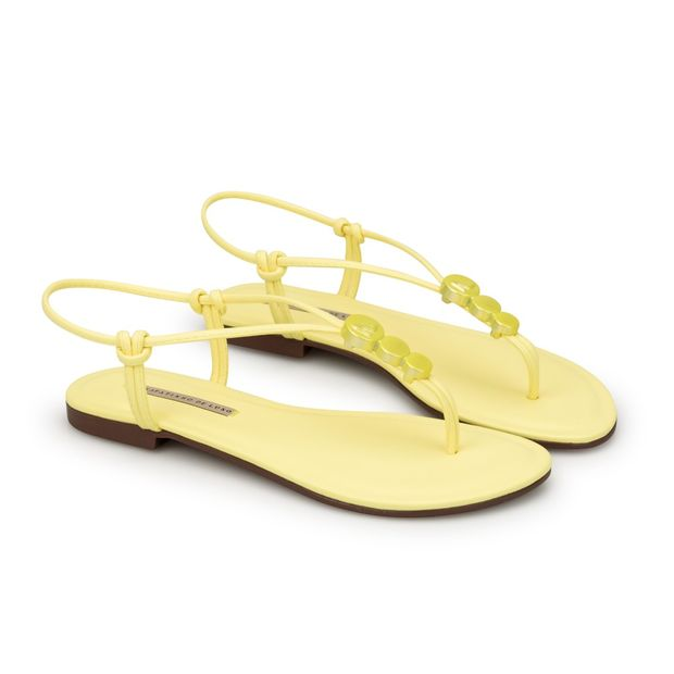 Rasteira-Napa-Tathi-Soft-Yellow