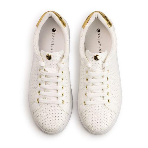 Tenis-Napa-Naturale-Branco-Metal-Ouro