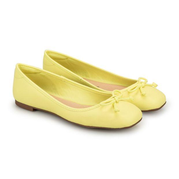 Sapatilha-Napa-Pele-Yellow-com-Laco