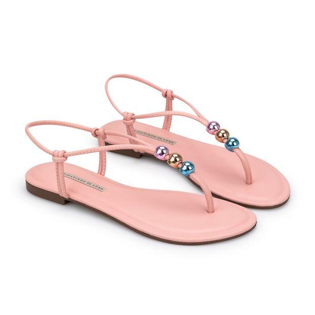 Rasteira-Napa-Tathi-Candy-Pink-Enfeite-Esfera-Lilac