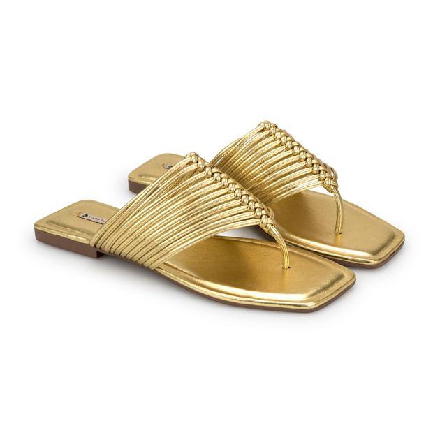 Rasteira-Napa-Tathi-Metalizado-Ouro-Multitiras