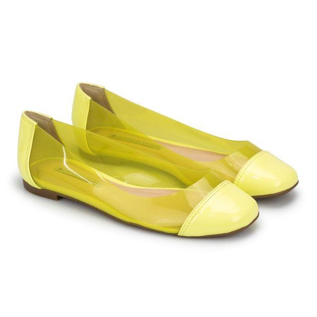 Sapatilha-Verniz-Yellow-com-Vinil