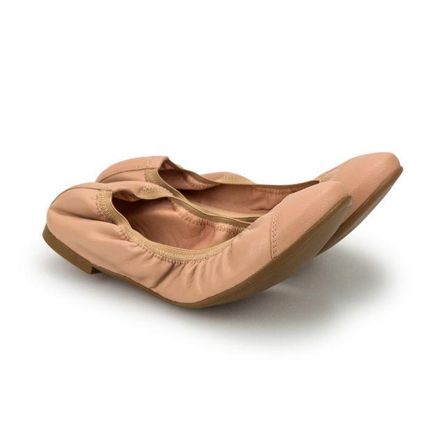 Sapatilha-Napa-Soft-Light-Terracota-Bailarina