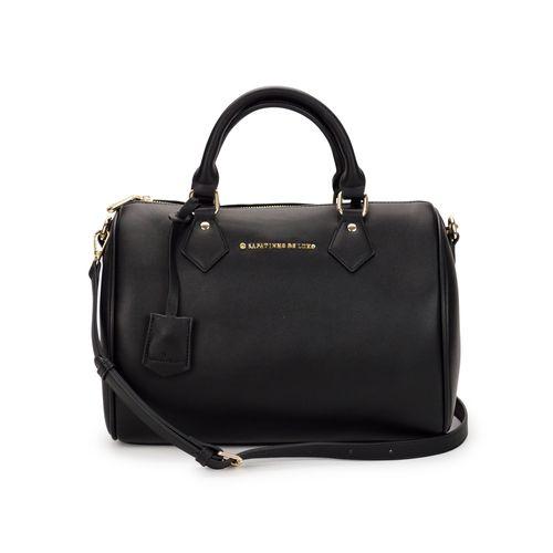 Bolsa-Shopping-Bag-Nova-York-Mini-Floater-Preto