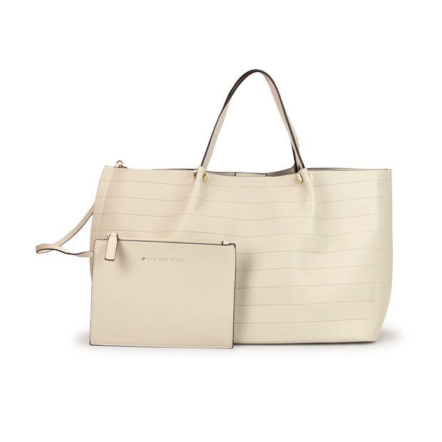 Bolsa-Shopping-Bag-Toquio-Mini-Floater-Nude-Marfim