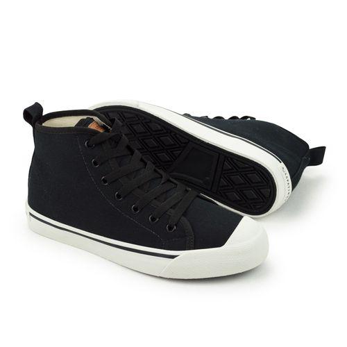 Tenis-T-Kolors-Sneaker-Lona-Preto