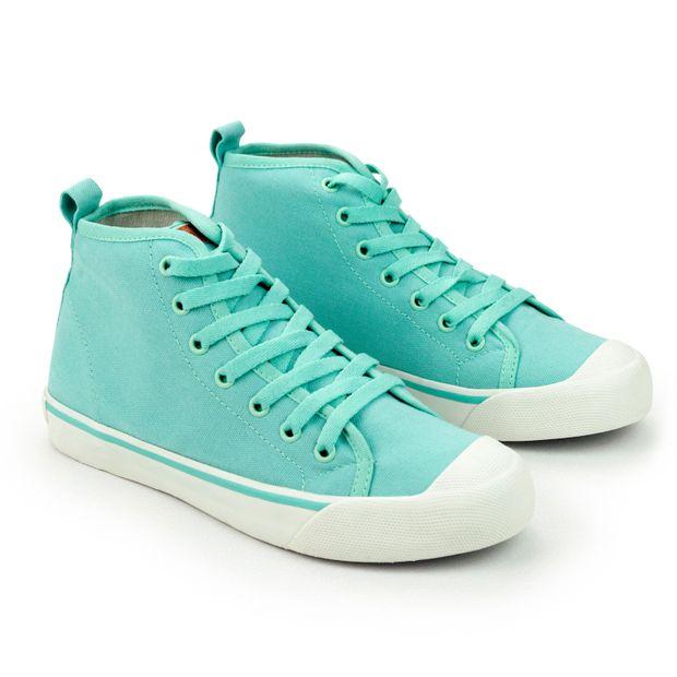 Tenis-T-Kolors-Sneaker-Lona-Light-Hortela