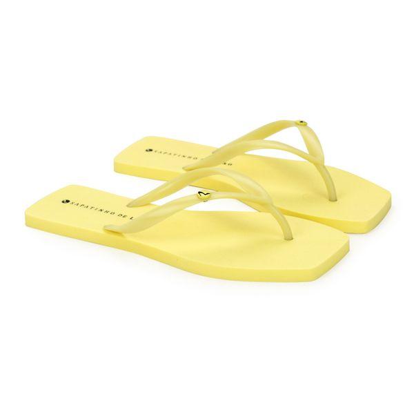 Rasteira-Translucida-Yellow