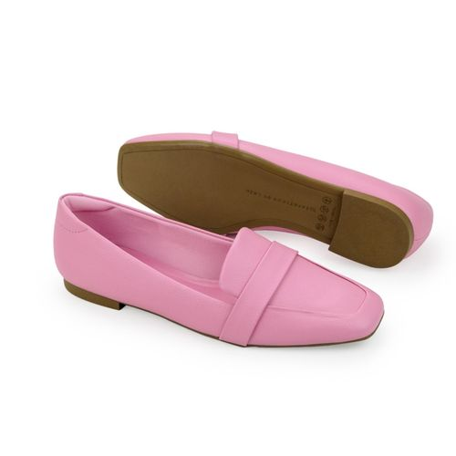 Loafer-Napa-Naturale-Flamingo