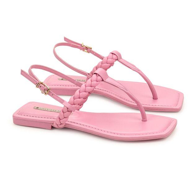 Rasteira-Napa-Soft-Flamingo-Tira-Trancada