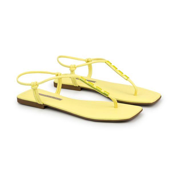 Rasteira-Napa-Tathi-Soft-Yellow-Enfeite-Vazado-New