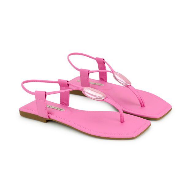 Rasteira-Napa-New-Tathi-Deep-Pink-Enfeite-Oval