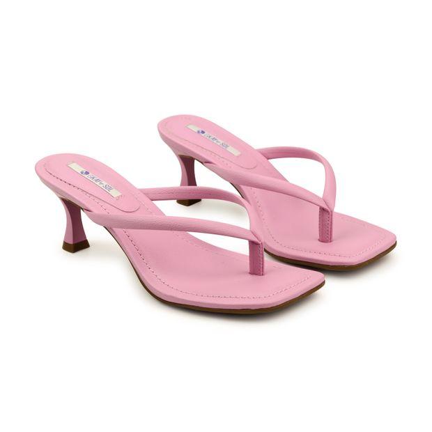 Tamanco-GKay-Napa-Naturale-Pop-Pink-Salto-Taca-Baixo