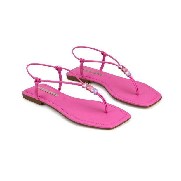 Rasteira-Napa-New-Tathi-Deep-Pink-Enfeite-Spike-Ajustavel